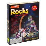 ScienceWiz - Rocks & Geology Kit