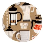 Andreas - French Roast Silicone Trivet
