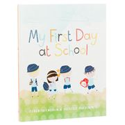 Book - My First Day At School