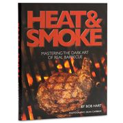 Book - Heat & Smoke: Mastering The Dark Art of Real Barbecue