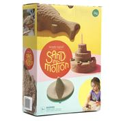 Sand In Motion - Kinetic Sand Play Set 9pce
