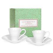 Portmeirion - Sophie Conran Espresso Cup & Saucer Set 2pce