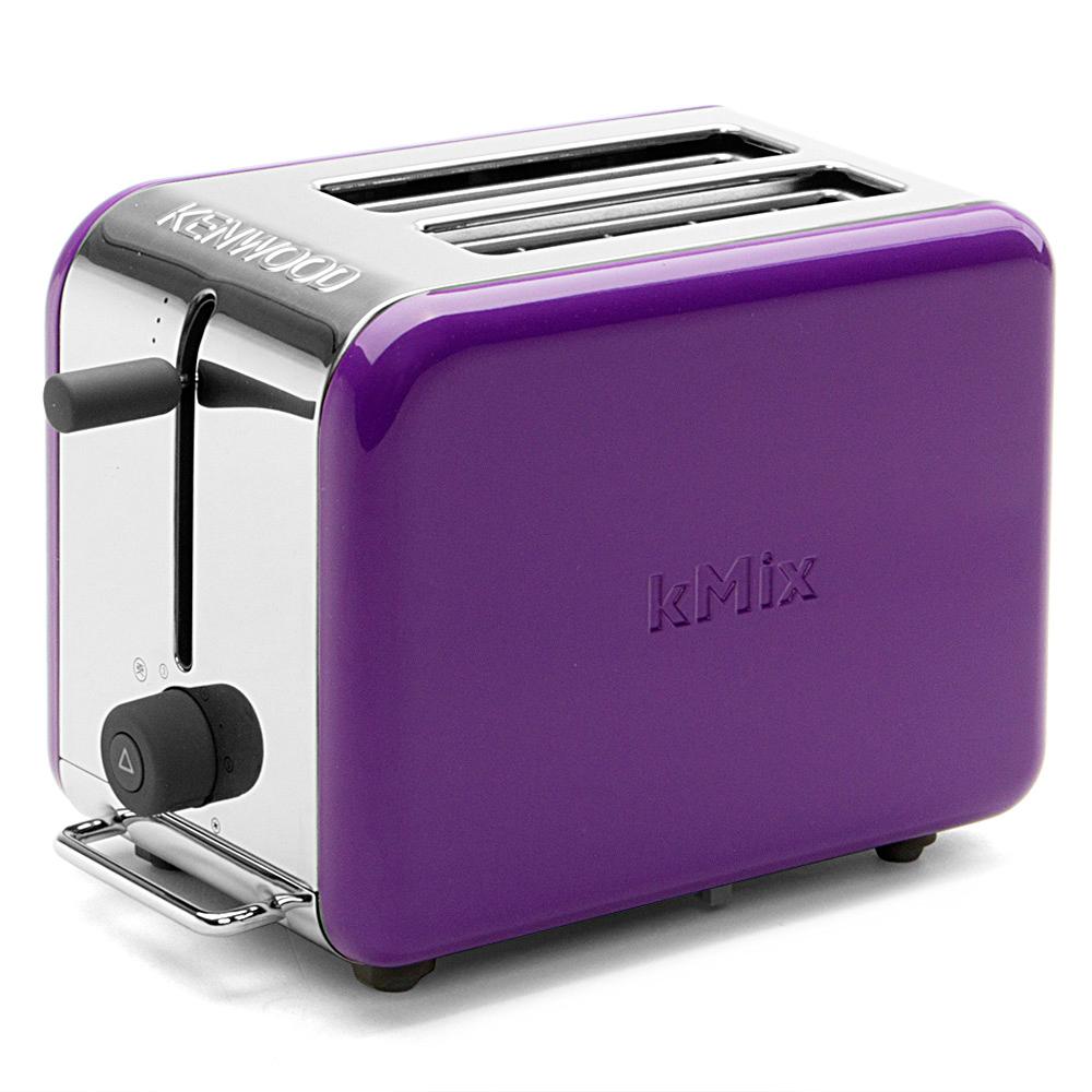 Kenwood Kmix Boutique 2 Slice Toaster Purple