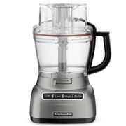 KitchenAid - ExactSlice Processor KFP1333 Silver