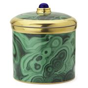 L'objet - Luminescence Malachite Candle