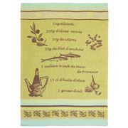 Sud Etoffe - Tapenade Tea Towel