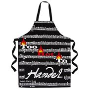 The Music Gifts Company - Too Hot To Handel Apron