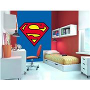 1Wall - Superman Giant Deco Wallpaper