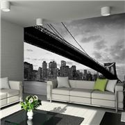 1Wall - New York Bridge Giant Wallpaper Mural