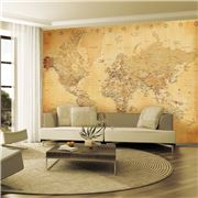 1Wall - Old Map Giant Wallpaper Mural