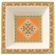 V&B - Samarkand Square Bowl Mandarin