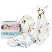 Aden and Anais - Newborn Jungle Jam Gift Set