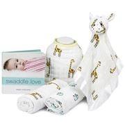 Aden and Anais - Newborn Jungle Jam Gift Set