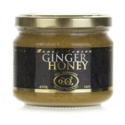 Tasmanian Honey - Ginger Honey Spread 400g