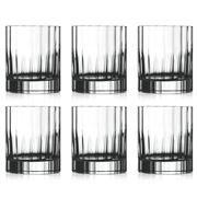 Luigi Bormioli - Bach Double Old Fashioned Tumbler Set 6pce