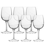 Luigi Bormioli - Aero White Wine Set 6pce