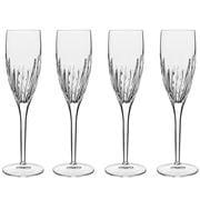 Luigi Bormioli - Incanto Champagne Flute Set 4pce