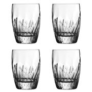 Luigi Bormioli - Incanto Double Old Fashioned Set 4pce