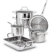 Scanpan - Impact Cookware Set B 6pce