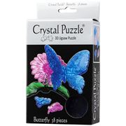 Games - 3D Crystal Puzzle Butterfly