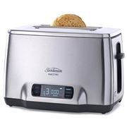 Sunbeam - Maestro 2 Slice Toaster with Countdown Timer