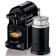 DeLonghi - Nespresso Inissia Black Coffee Machine
