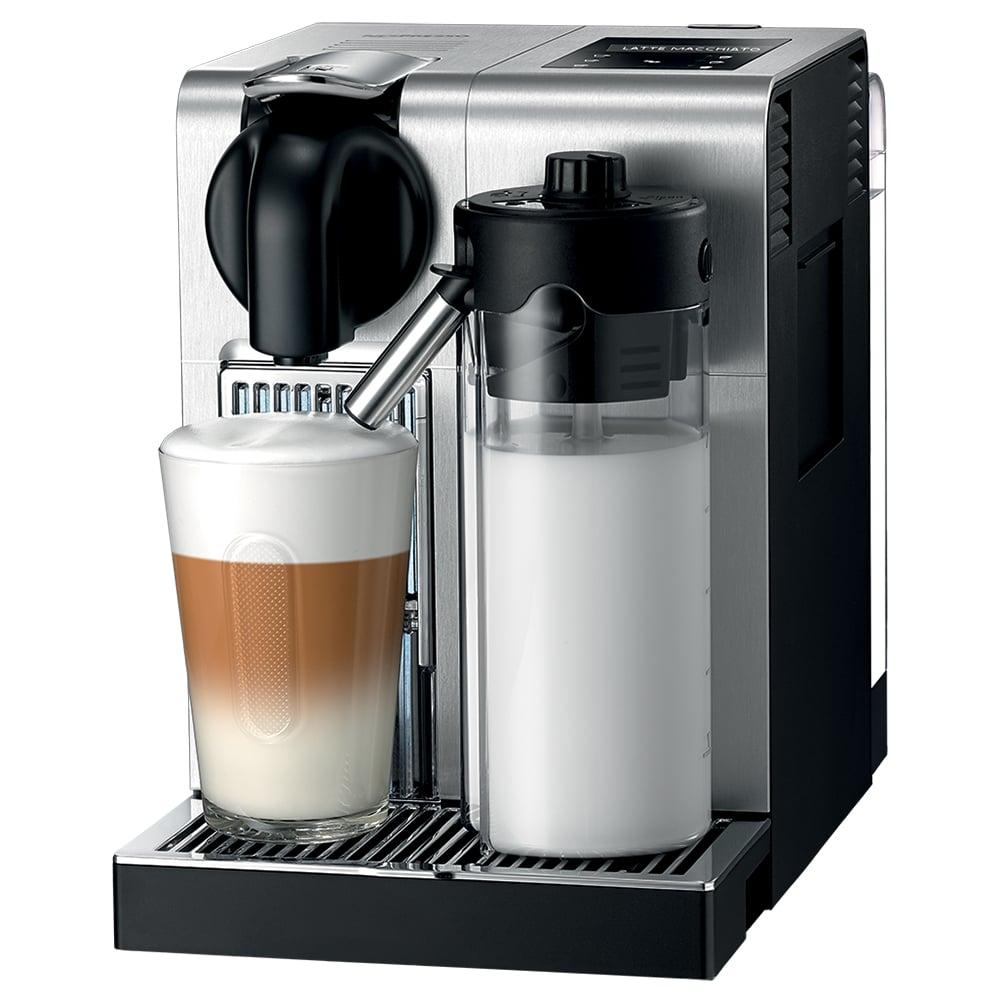 Delonghi Nespresso Lattissima Pro Aluminium Coffee