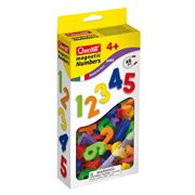 Quercetti - Magnetic Numbers Set 48pce