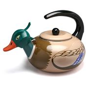 Animal Kettle - Mallard Duck Kettle