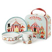 Queens - Little Circus Rhymes Breakfast Set 3pce