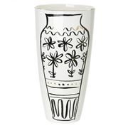 Kate Spade - Daisy Place Chinoiserie Doodle Vase