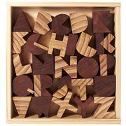 Areaware - Alphabet Blocks