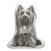 Areaware - Fauna Cushion Mini Yorkshire Terrier