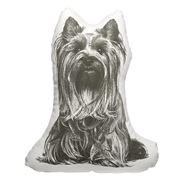 Areaware - Fauna Cushion Mini Yorkshire Terrier