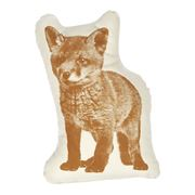 Areaware - Fauna Cushion Pico Fox