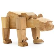 Areaware - Ursa Minor the Wooden Bear