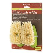 Full Circle - Suds Up Dish Brush Head Refill Set 2pce