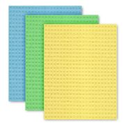 Full Circle - Squeeze Cellulose Cleaning Cloth Set 3pce