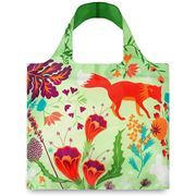 LOQI - Forest Fox Reusable Bag