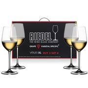 Riedel - Vinum XL Riesling Grand Cru Pay for 3 Get 4 Pack