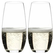 Riedel - O Series Champagne Set 2pce