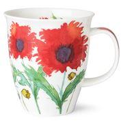 Dunoon - Nevis Flora Poppies Mug