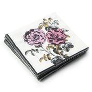 Ashdene - Le Jardin des Fleurs Roses Paper Napkin Set