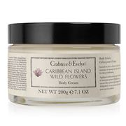 Crabtree & Evelyn - Caribbean Island Body Cream 200ml