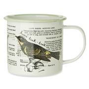 Thoughtful Gardener - Enamel Mug