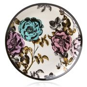 Ashdene - Le Jardin des Fleurs Roses Cocktail Plate