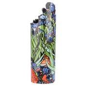 Silhouette d'Art - Van Gogh Irises Vase