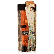 Silhouette d'Art - Klimt Three Ages of Woman Vase