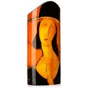 Silhouette d'Art - Modigliani Jeanne Hebuterne Vase