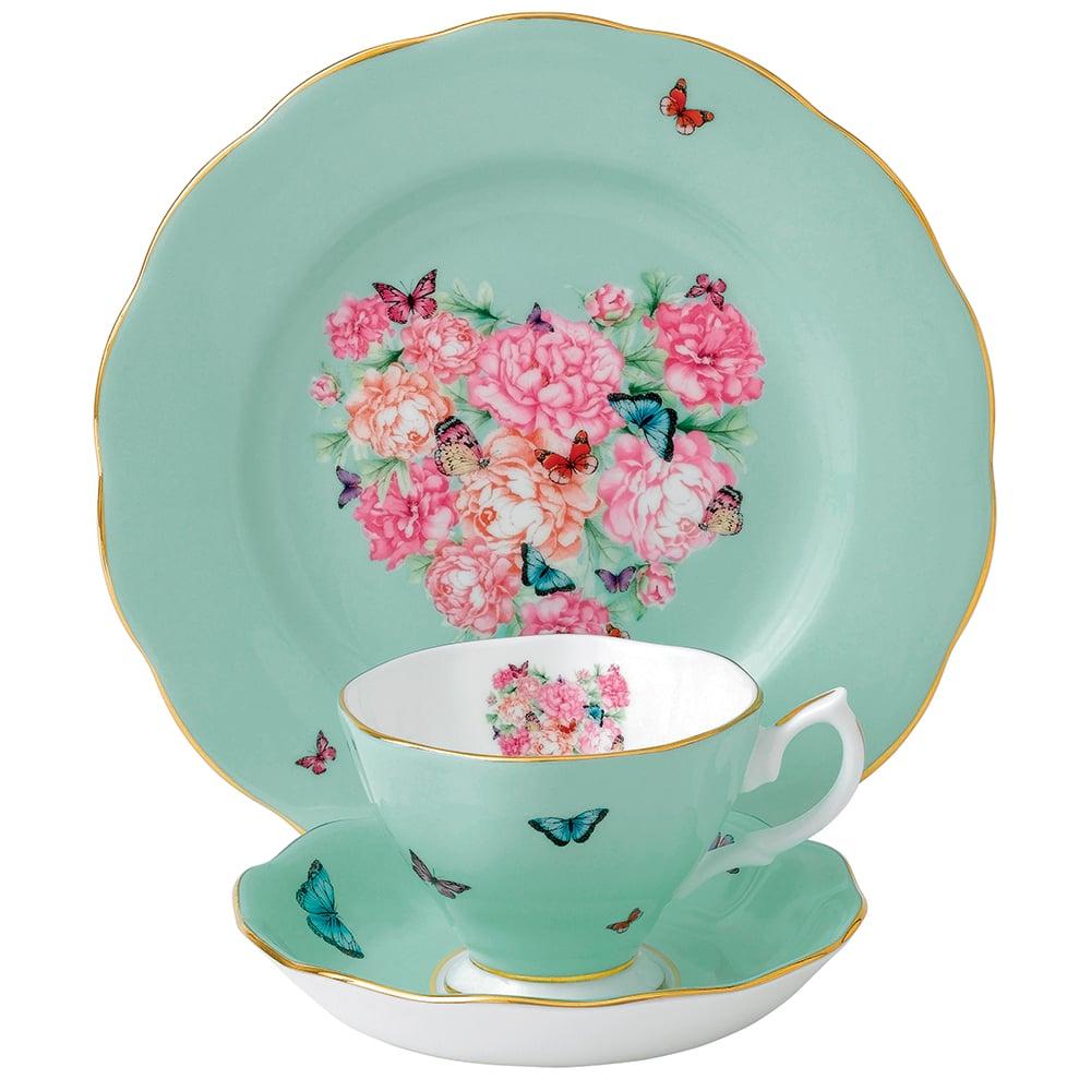 Royal Albert Miranda Kerr Blessings Teacup Saucer